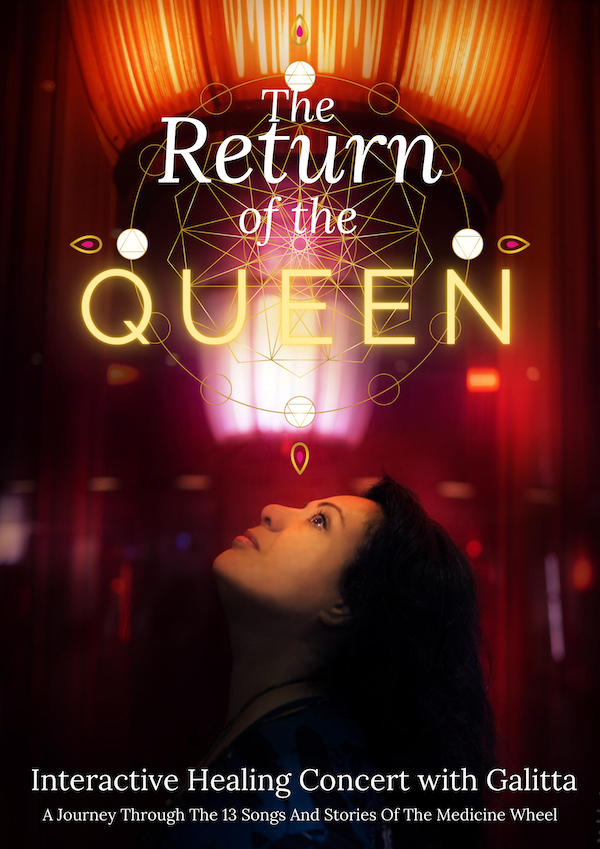 Galitta Tassa the return of the queen